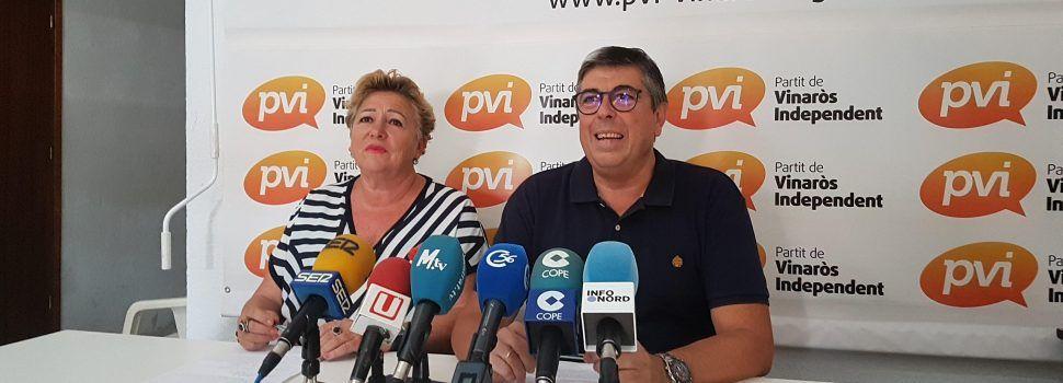 El PVI abre la carrera electoral en Vinaròs anunciando que repetirá candidata
