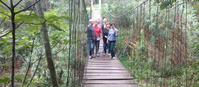 En marxa el Camí Fluvial del riu Sénia
