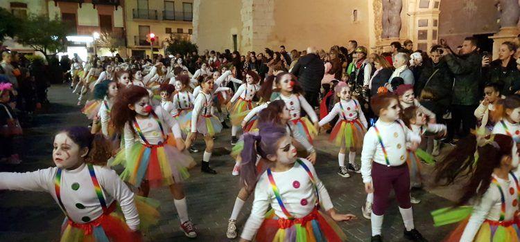 Vinaròs, de celebració per Halloween i La Castanyada
