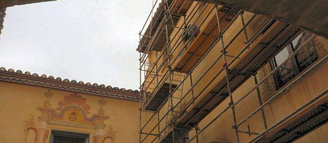 Traiguera restaura el Reial Santuari de la Mare de Déu de la Font de la Salut
