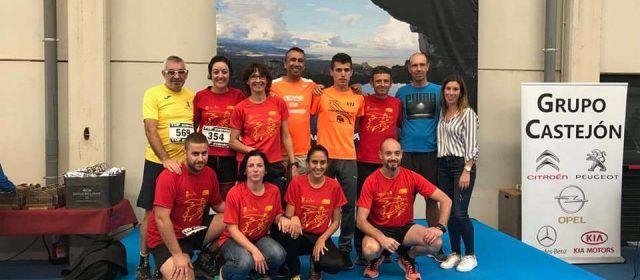 El Club Esportiu Vinaròs, en proves celebrades a Xert i Càlig