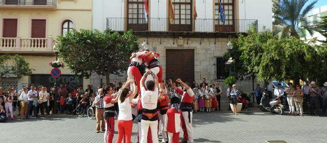 La Muixeranga, pel 9 d'octubre