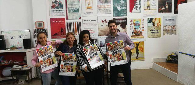 """Presentación de la comedia teatral """"Un día en la ópera"""" en el Auditorio de Benicarló"""