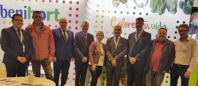 Benihort promociona sus productos en Fruit Attraction 2018