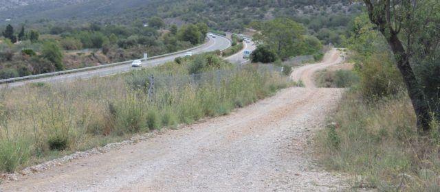 La Conselleria concedeix més de 27.402 € per a la millora del camí a Peníscola