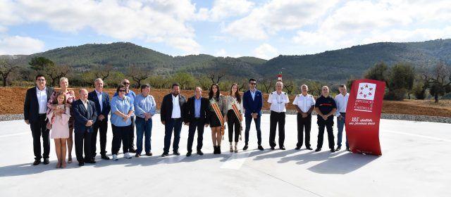 La Diputación de Castellón avanza en su Plan Provincial de Helisuperficies