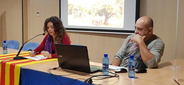 """Xerrada de David Algarra sobre """"El Comú Català"""""""