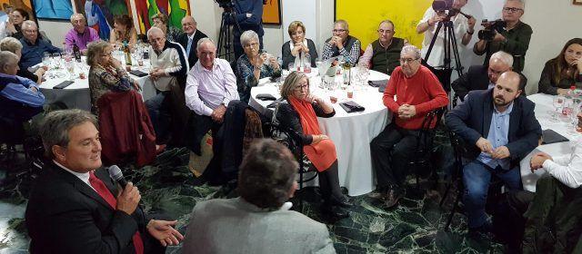 La Asociación de Hosteleria de Vinaròs celebró su 25 aniversario