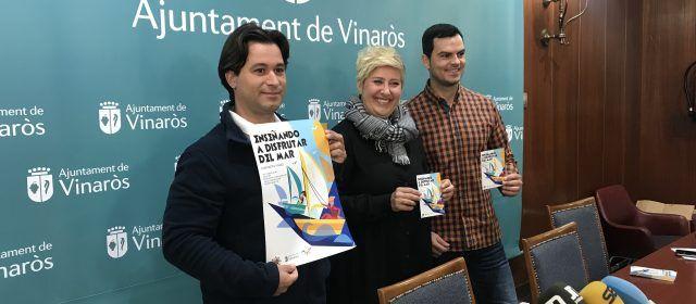 """Vinaròs posa en marxa la campanya nàutica """"Ensenyant a disfrutar de la mar"""""""