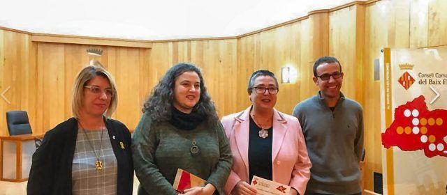 L'exposició Im-Perfectes de les Germanes Besolí rep el Premi Projecte Jove del Consell Comarcal del Baix Ebre