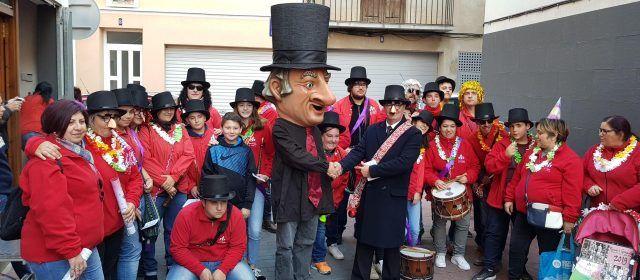 Ha arribat a Vinaròs l'Home dels Nassos