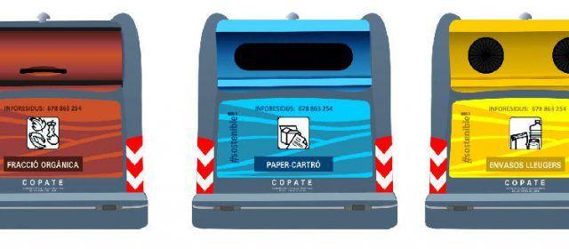 Nou servei de gestió de residus a les comarques del Baix Ebre i del Montsià