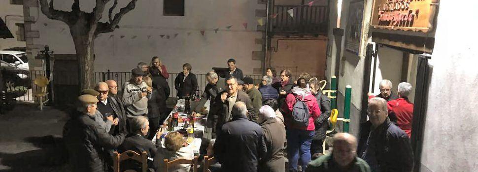 Els jubilats de Vallibona, de festa