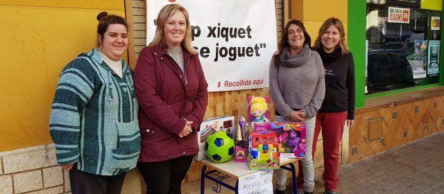 Recollida solidària de joguets