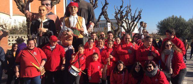 28a Trobada de Gegants de Castellbisbal i trobada internacional de gegants músics