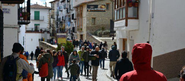 Morella obté bones xifres turístiques de l'any del 54 Sexenni