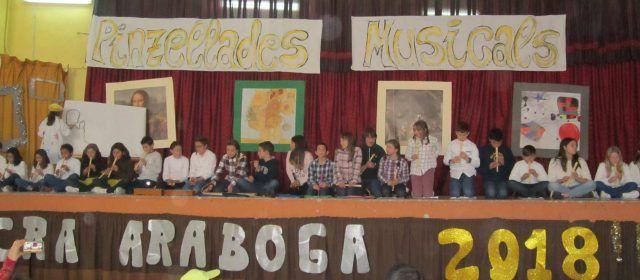 """""""Pinzellades musicals"""" al CRA de Canet-La Jana-Cervera"""