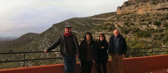 El museu de la Valltorta i el centre d'interpretció d'art rupestre d'Ulldecona uneixen esforços