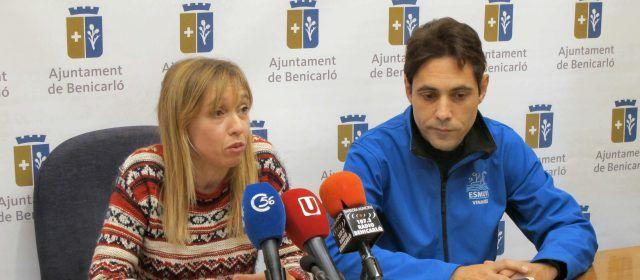 Generacció presenta a Benicarló un projecte per a la creació d'un grup de batucada