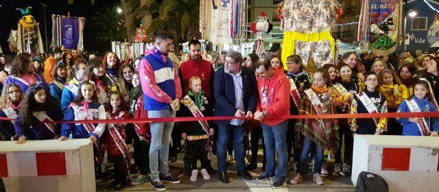 """La """"ciutat prohibida"""" del Carnaval obri portes"""