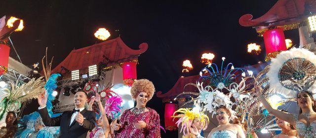 Dues reines del Carnaval valoren la gala