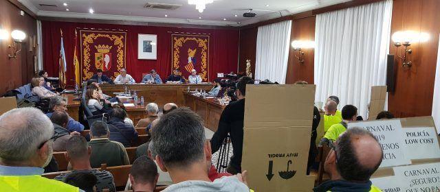 Govern i oposició discrepen per l'EDUSI Vinaròs-Benicarló en el ple de Vinaròs