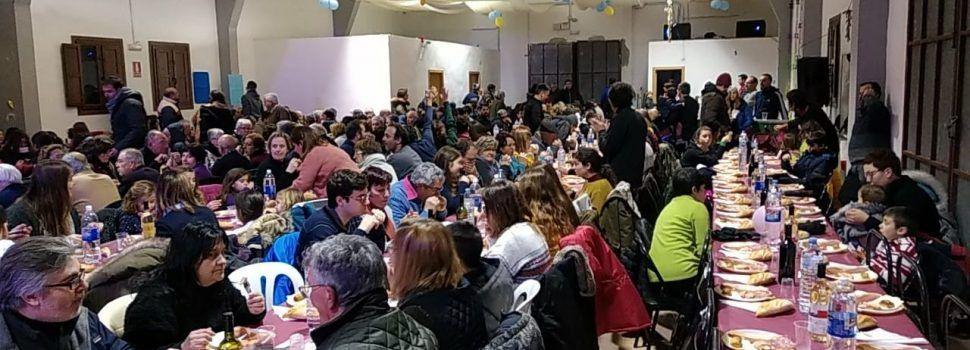 Vallibona s'omplí de gent per celebrar Sant Antoni