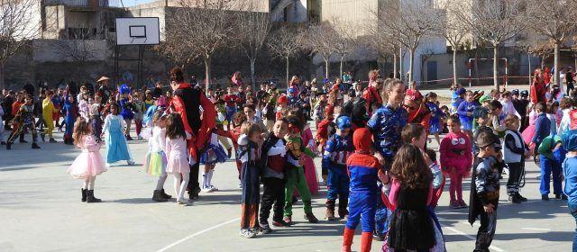 Carnaval al CEIP Assumpció de Vinaròs