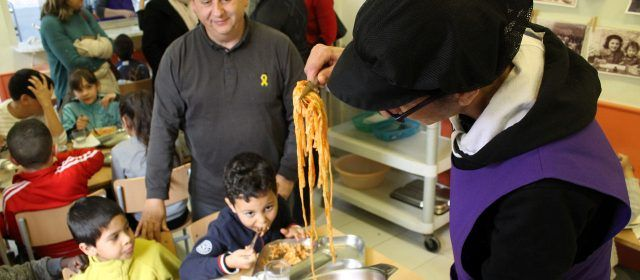 El Consell Comarcal del Baix Ebre supervisa el funcionament i la qualitat dels menjadors escolars
