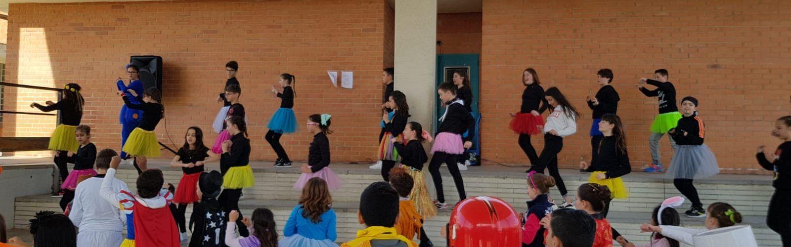 Carnaval al CEIP Sant Sebastià de Vinaròs