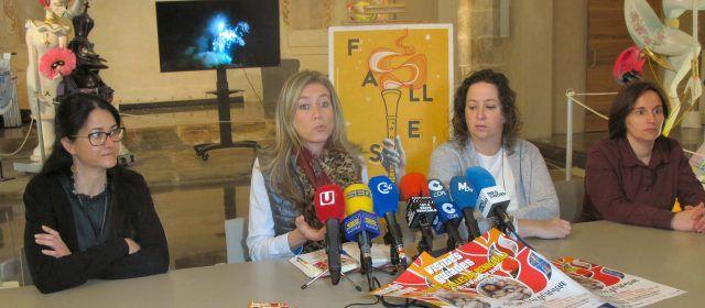 Benicarló organitza visites guiades als monuments fallers per reforçar el turisme d'experiència