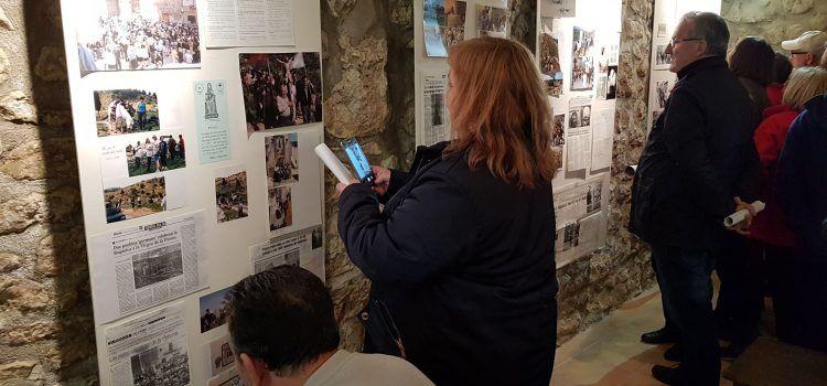 Exposició de la rogativa Vallibona-Pena-roja de Tastavins