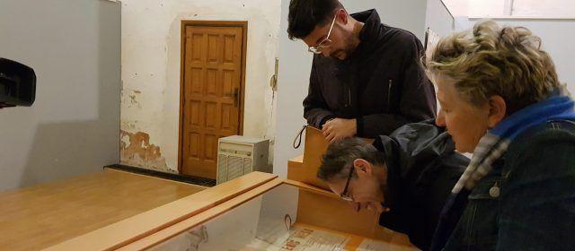 Exposició sobre l'OJE a Vinaròs