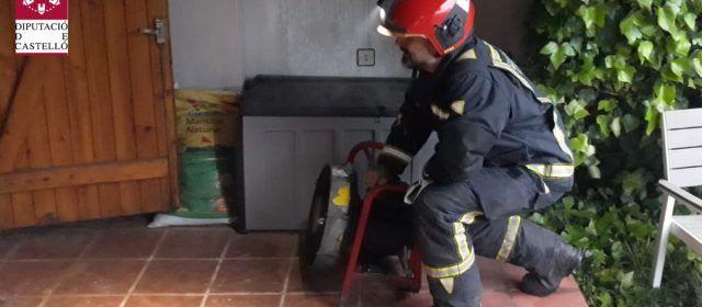 Un fallecido en un incendio en Vinaròs