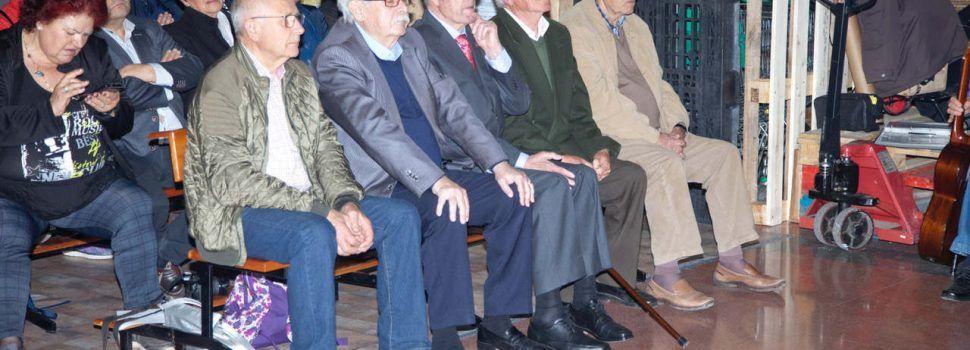 L'Associació Benicarlanda per la Recuperació i la Investigació del Llegat homenatja els primers representants públics de la Democràcia
