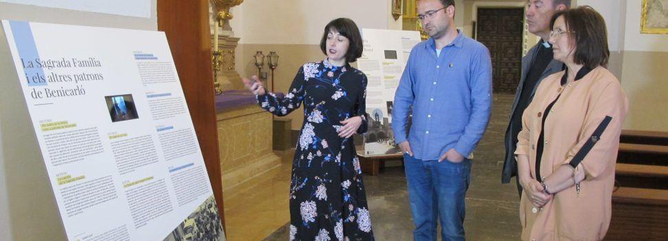 Benicarló commemora dels 275 anys de l'església de Sant Bartomeu amb una exposició