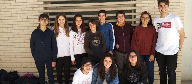 L'IES Joan Coromines de Benicarló, en la XXX Olimpíada Matemàtica