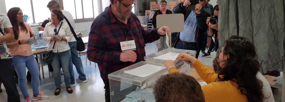 Votacions d'Herrera, Miralles, Moliner, Fibla i Romeu