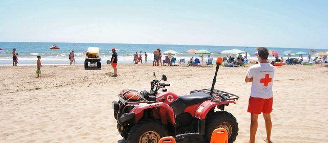 Els serveis de Salvament i Socorrisme de les platges d'Alcossebre amplien la seva temporada i horari