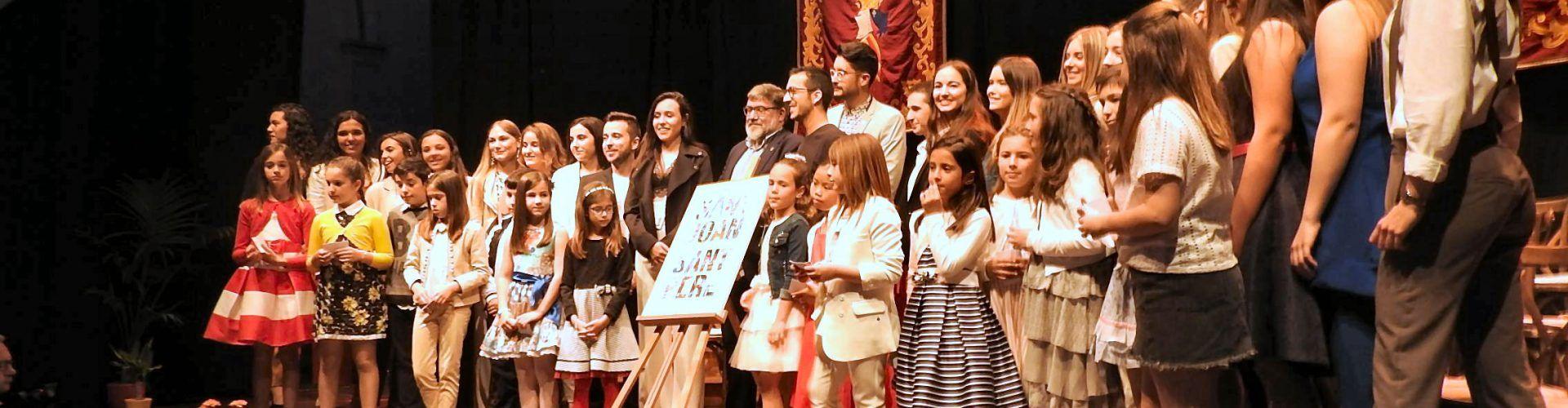 L'elecció de reines de Vinaròs, en vídeos