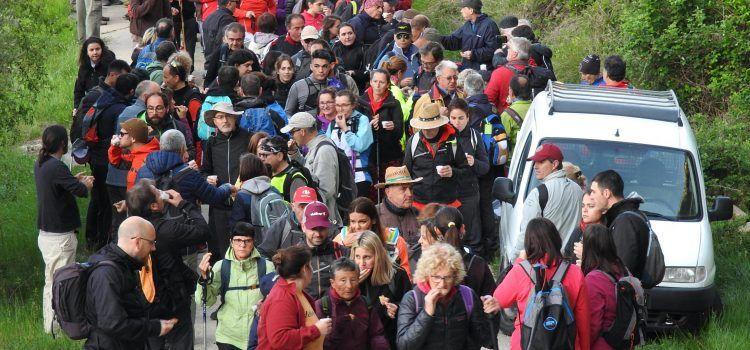 La rogativa de Vallibona a Pena-roja de Tastavins, en 10 vídeos