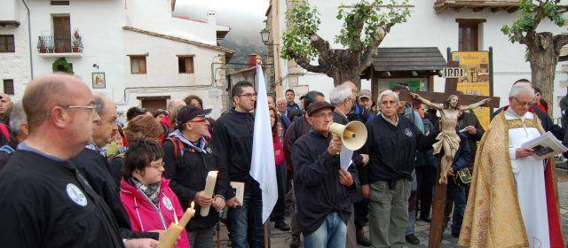 Vallibona-Pena-roja: la rogativa de l'agraïment i la germanor