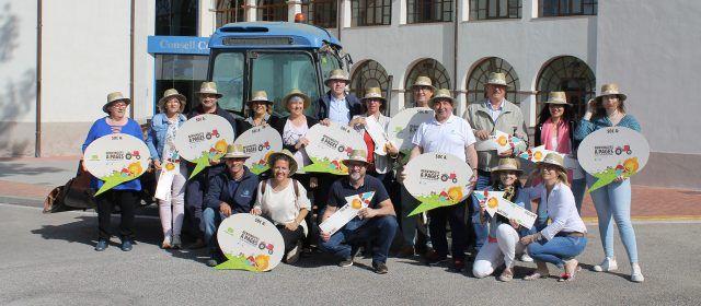 Pagesos i aqüicultors del Baix Ebre promouen el producte de Km0 amb Benvinguts a Pagès