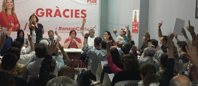 Ernest Blanch destaca que el PSPV-PSOE ha obtenido en las elecciones municipales 17.000 votos más que en las autonómicas y 10.700 más que en las generales