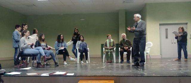 Vallibona-Pena-roja: Una funció teatral que només es representa cada set anys