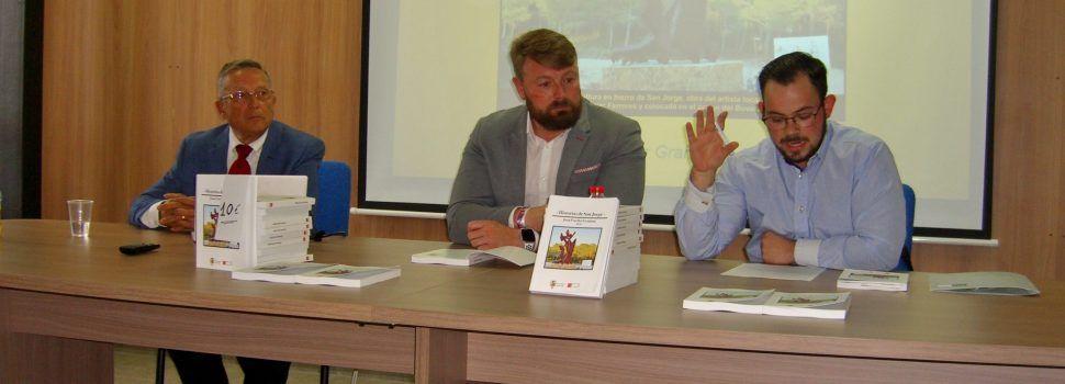 Joan Grañana relata el passat de Sant Jordi a través dels seus protagonistes