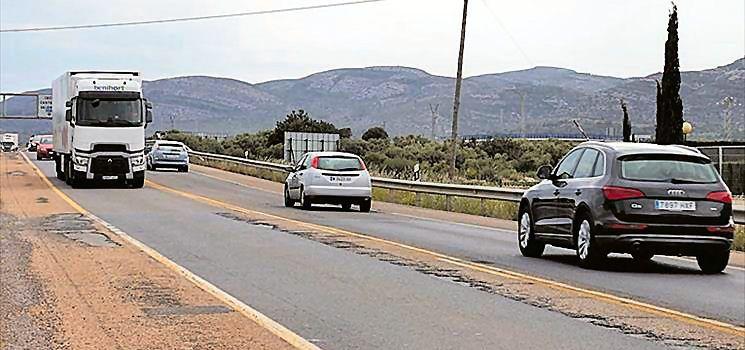 Peñíscola aprueba la mejora del antiguo tramo de la N-340