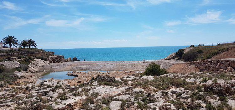 Vinaròs adecua las playas de cara al verano tras los daños de otoño