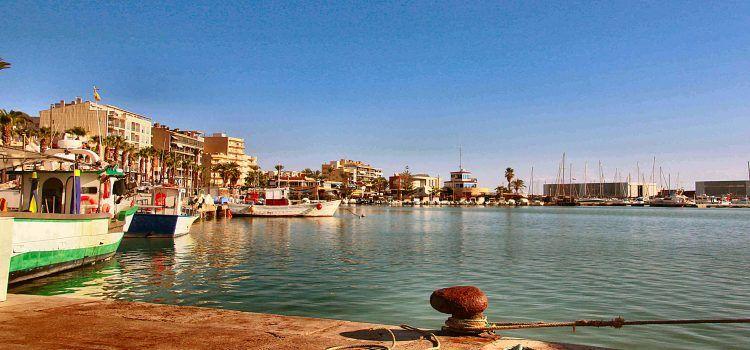 Ben Vist: El port de Benicarló