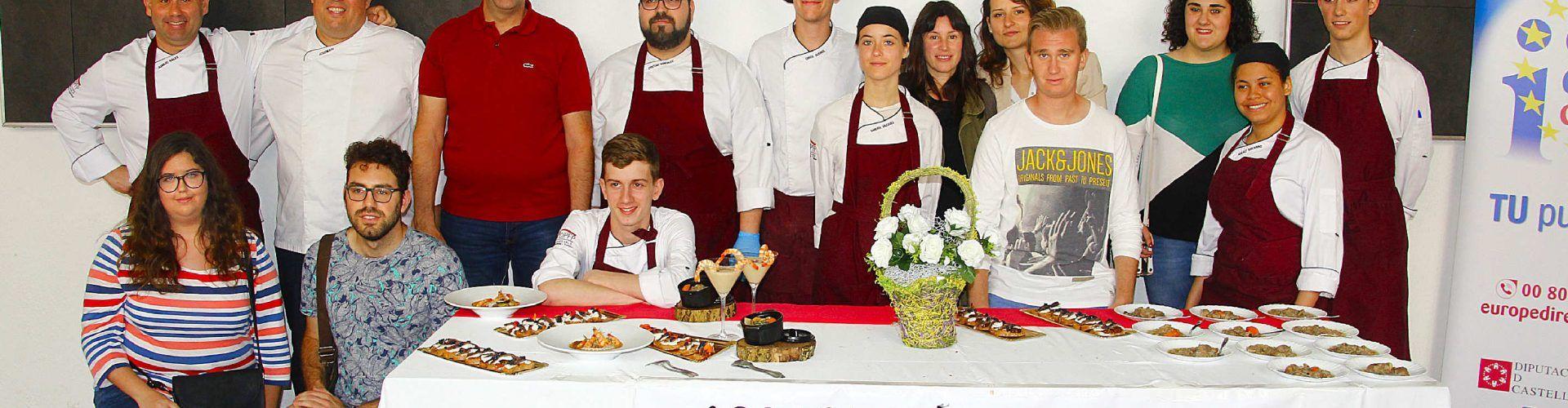 Jornada formativa en Vinaròs para profesionales de la hostelería